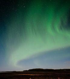 Où admirer les aurores boréales au mois de février ?