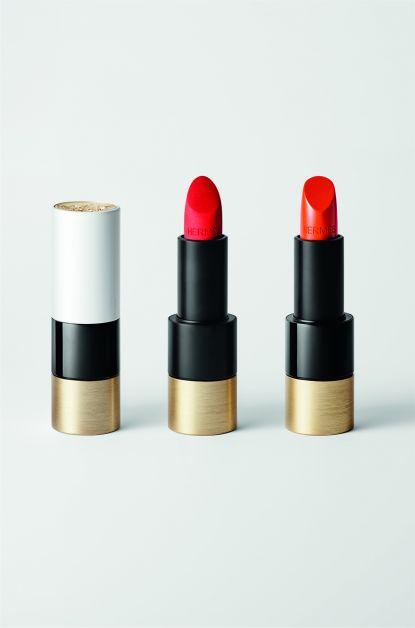 rouges à lèvres rouge Hermès