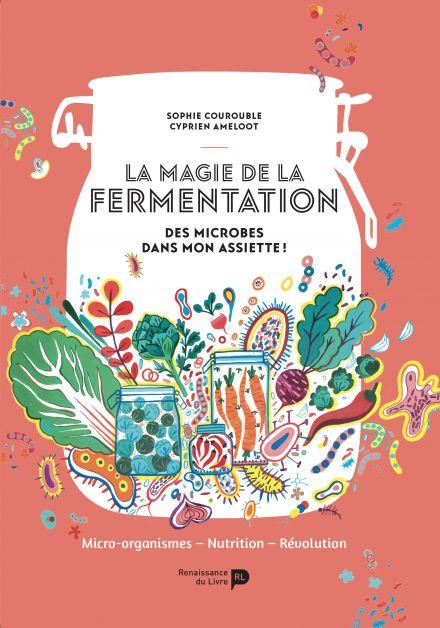 La magie de la fermentation - livre food à lire absolument en 2020
