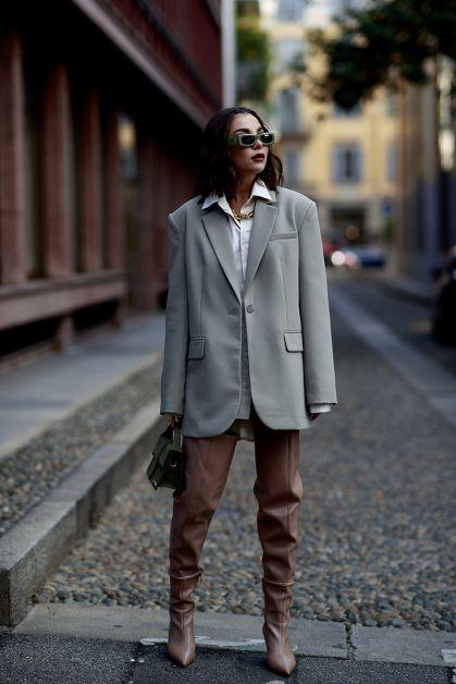 Streetstyle : les beaux looks de la Fashion Week de Milan - 2