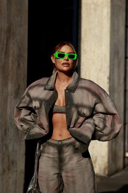 Streetstyle : les beaux looks de la Fashion Week de Milan - 3