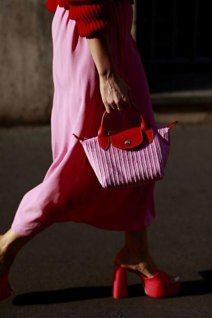 Streetstyle : les beaux looks de la Fashion Week de Milan - 4