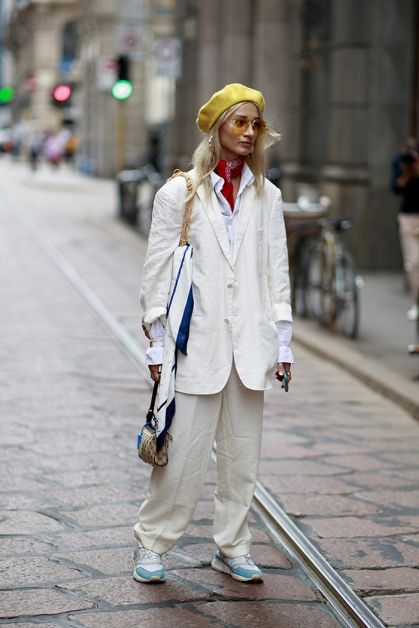 Streetstyle : les beaux looks de la Fashion Week de Milan - 5