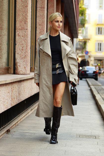 Streetstyle : les beaux looks de la Fashion Week de Milan - 7