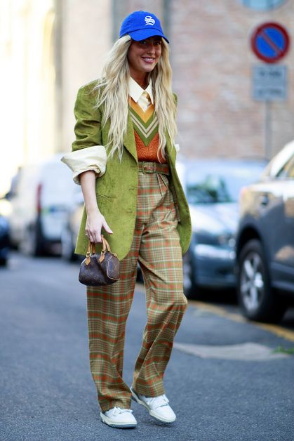 Streetstyle : les beaux looks de la Fashion Week de Milan - 9