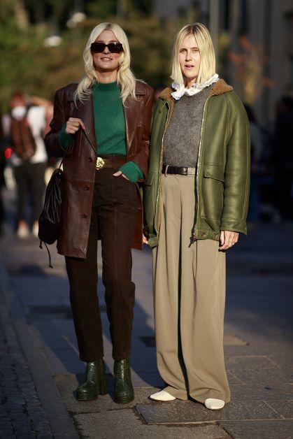 Streetstyle : les beaux looks de la Fashion Week de Milan - 12