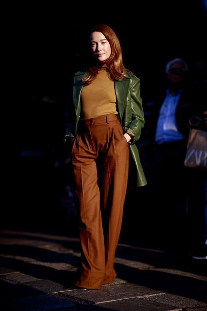 Streetstyle : les beaux looks de la Fashion Week de Milan - 13