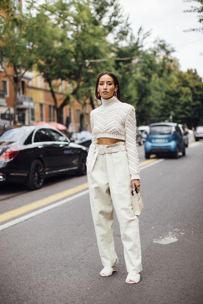 Streetstyle : les beaux looks de la Fashion Week de Milan - 15