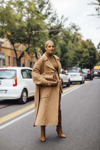 Streetstyle : les beaux looks de la Fashion Week de Milan - 16