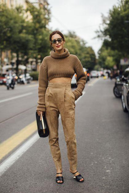 Streetstyle : les beaux looks de la Fashion Week de Milan - 18