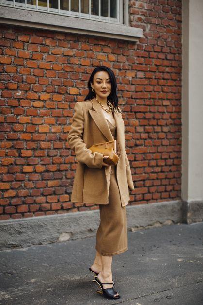 Streetstyle : les beaux looks de la Fashion Week de Milan - 20