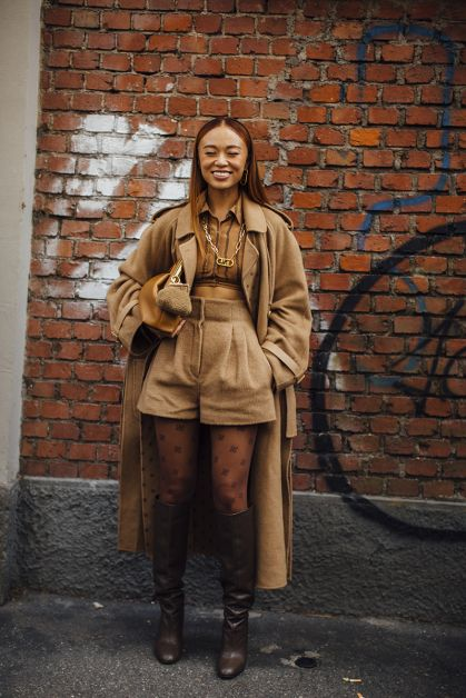 Streetstyle : les beaux looks de la Fashion Week de Milan - 21