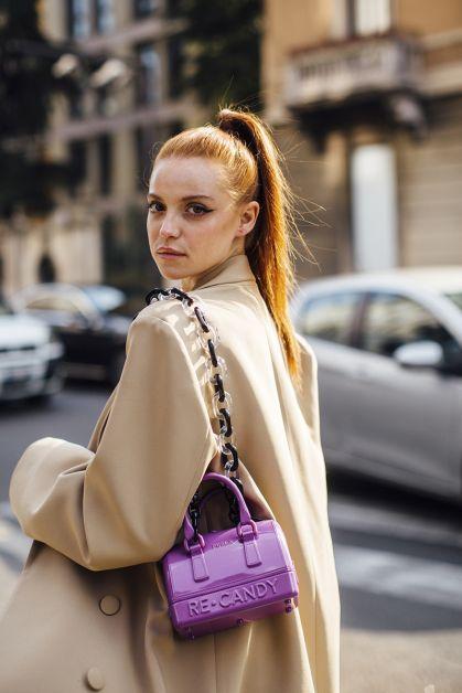 Streetstyle : les beaux looks de la Fashion Week de Milan - 28