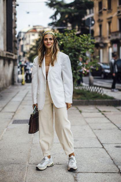 Streetstyle : les beaux looks de la Fashion Week de Milan - 29