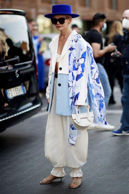 Streetstyle : les beaux looks de la Fashion Week de Milan - 32