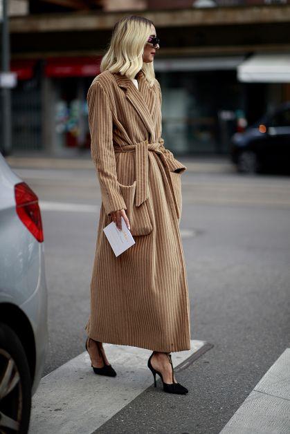 Streetstyle : les beaux looks de la Fashion Week de Milan - 33