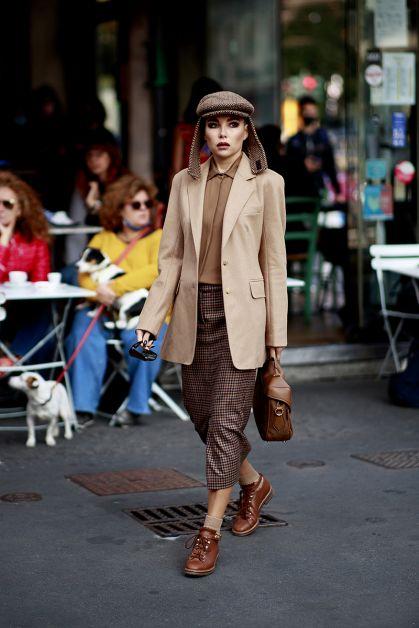 Streetstyle : les beaux looks de la Fashion Week de Milan - 34