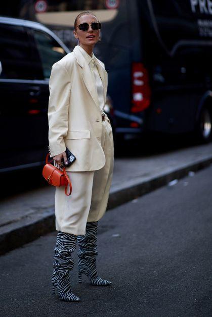 Streetstyle : les beaux looks de la Fashion Week de Milan - 35