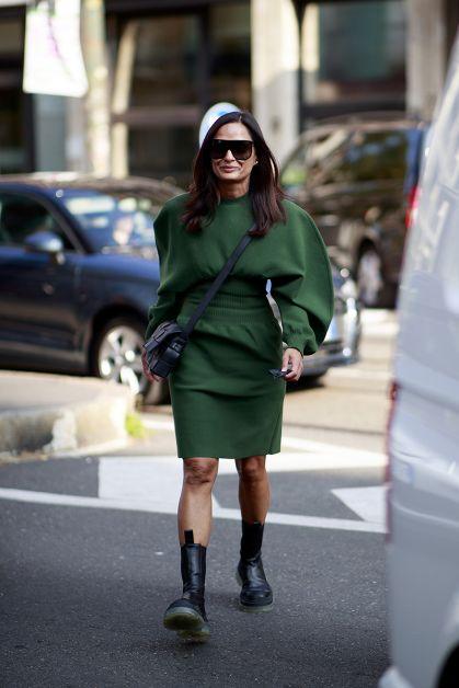 Streetstyle : les beaux looks de la Fashion Week de Milan - 37