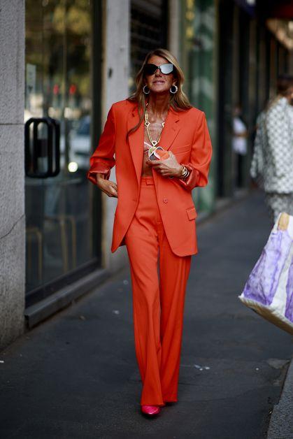 Streetstyle : les beaux looks de la Fashion Week de Milan - 38