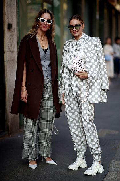 Streetstyle : les beaux looks de la Fashion Week de Milan - 39