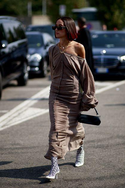 Streetstyle : les beaux looks de la Fashion Week de Milan - 41