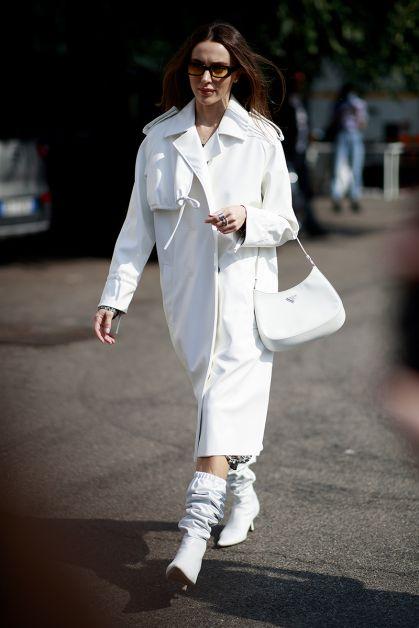 Streetstyle : les beaux looks de la Fashion Week de Milan - 42