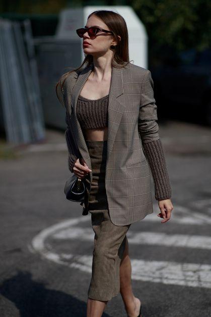 Streetstyle : les beaux looks de la Fashion Week de Milan - 43