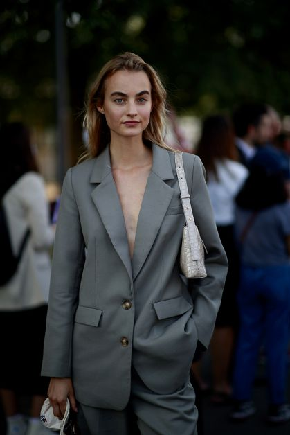 Streetstyle : les beaux looks de la Fashion Week de Milan - 44