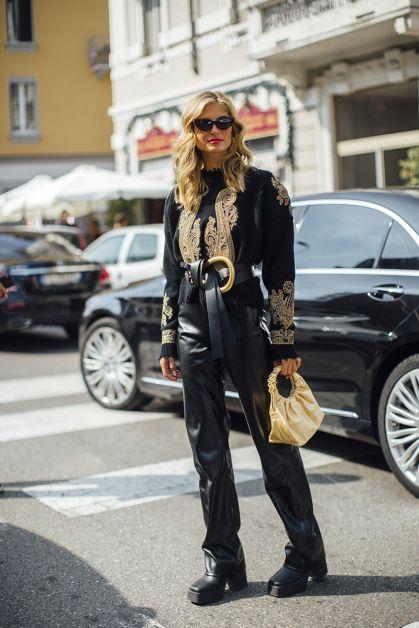 Streetstyle : les beaux looks de la Fashion Week de Milan - 50