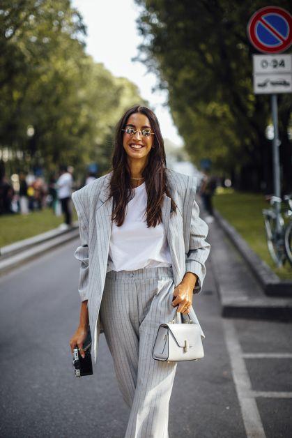 Streetstyle : les beaux looks de la Fashion Week de Milan - 52