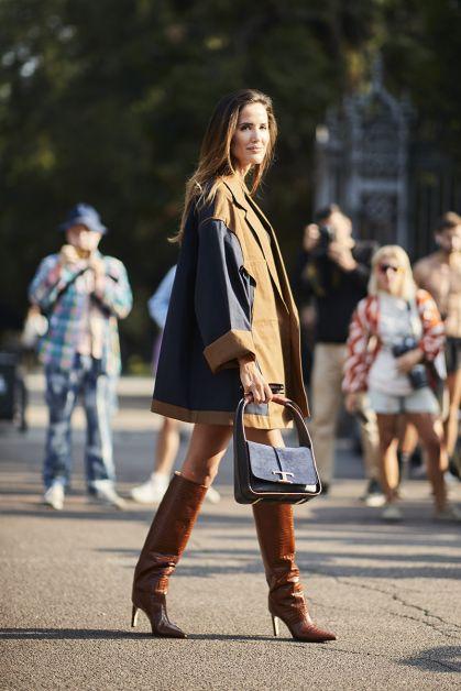 Streetstyle : les beaux looks de la Fashion Week de Milan - 55