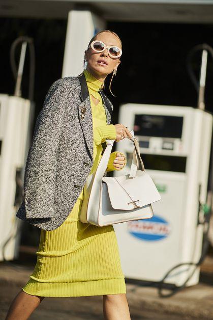 Streetstyle : les beaux looks de la Fashion Week de Milan - 56