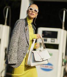 Streetstyle : les beaux looks de la Fashion Week de Milan