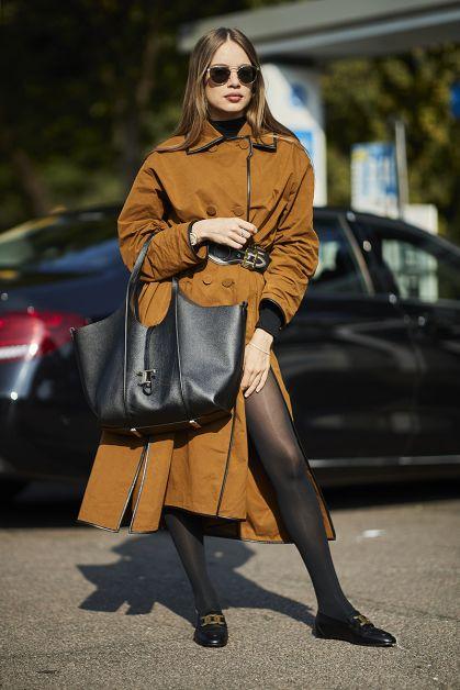 Streetstyle : les beaux looks de la Fashion Week de Milan - 58