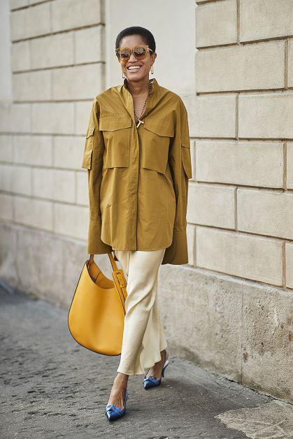 Streetstyle : les beaux looks de la Fashion Week de Milan - 61