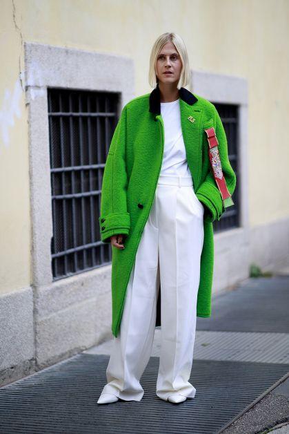 Streetstyle : les beaux looks de la Fashion Week de Milan - 69