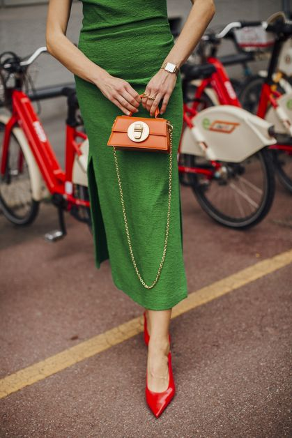 Streetstyle : les beaux looks de la Fashion Week de Milan - 72