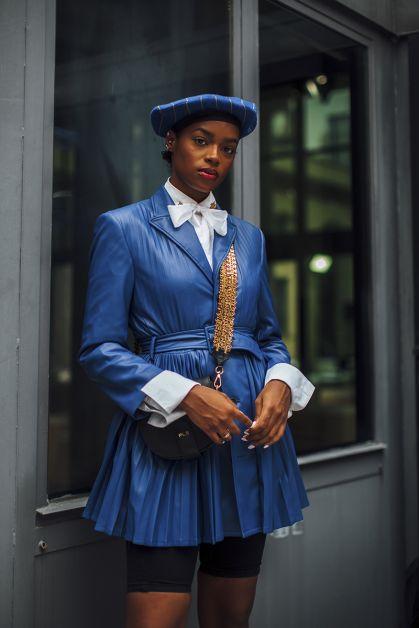 Streetstyle : les beaux looks de la Fashion Week de Milan - 74