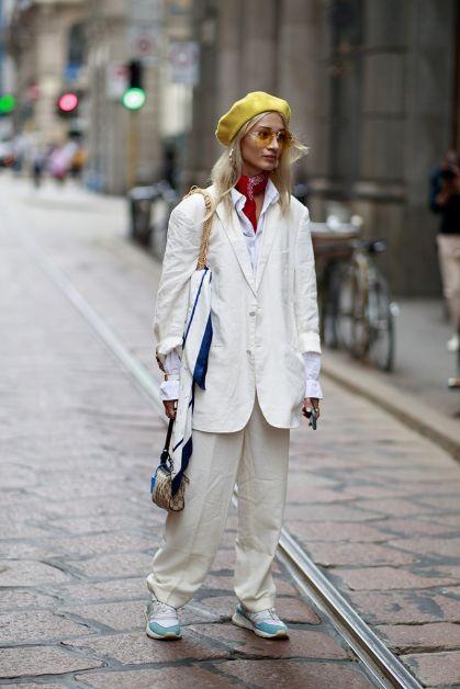 Streetstyle : les beaux looks de la Fashion Week de Milan - 75