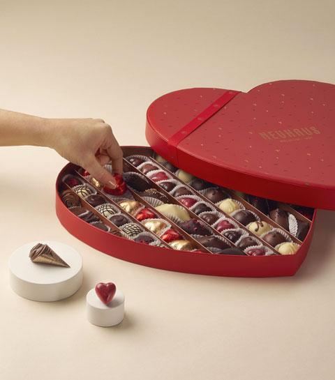 Heart Box M de Neuhaus