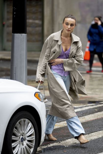 top violet fashion week de New york