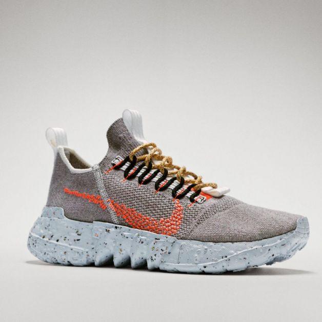 store great fit first rate Nike Space Hippie: découvrez la sneakers la plus durable