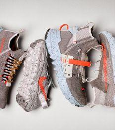 Nike lance une paire de baskets durables au style étonnant