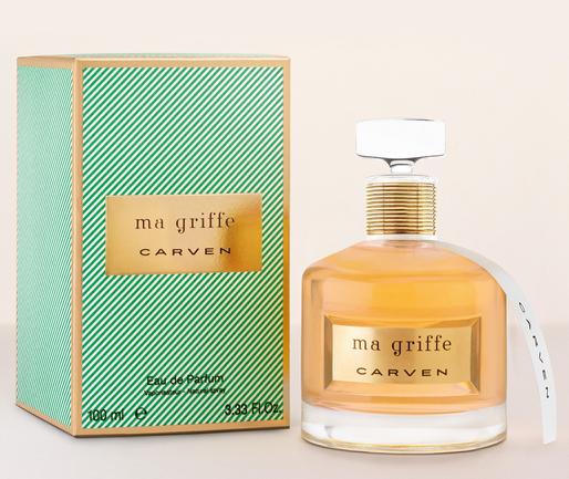 Ma Griffe de Carven, le tout premier parfum de la Maison Carven.