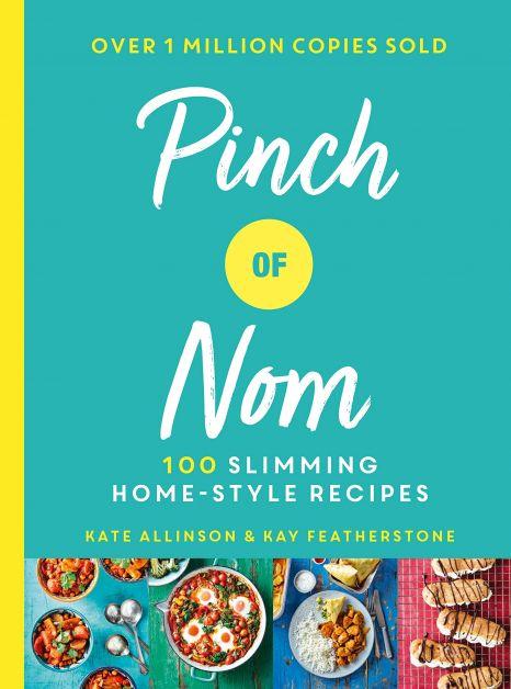 Pinch of Nom livre food 2020