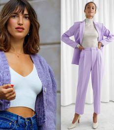 Le violet, une couleur qui nous va si bien