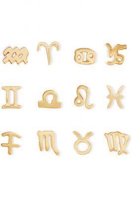 boucles d'oreille signes astrologiques