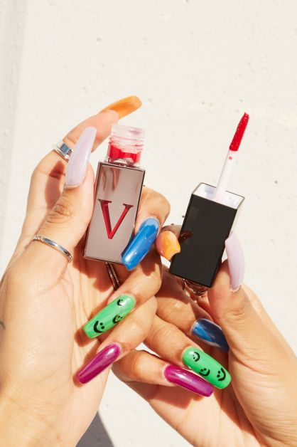 wired encre à lèvre rouge