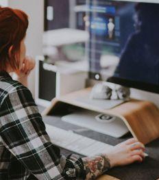 Télétravail: 7 astuces pour rester productive